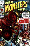Where Monsters Dwell Vol.1 (1970-1975) (Grapa, 32 págs.) #3