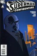 Superman Confidential (Saddle-Stitched) #4