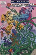 Transformers vs G.I.Joe (Comic Book 24 pp) #0