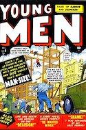 Cowboy Romances / Young Men (Comic Book 48 pp) #6