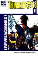 Thunderbolts Vol. 2 (2002-2004) (Rústica 96-128 pp) #1