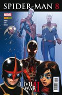 Spider-Man (2016-) (Grapa) #8