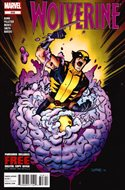 Wolverine (2012-2013) (Comic Book) #308