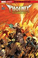 Phoenix Resurrection: The Return of Jean Grey (Comic Book) #4