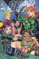 Gen 13 (1997-2002 Variant Cover) (Comic Book) #1