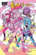 Jem and The Holograms (Comic-book) #1