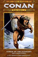 The Chronicles of Conan the Barbarian (Paperback) #1