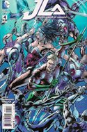 Justice League of America Vol. 4 (2015-2017) (Comic-book) #4