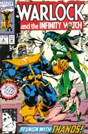 Warlock and the Infinity Watch (Comic-Book) #8