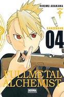 Fullmetal Alchemist (Kanzenban) #4