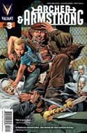 Archer & Armstrong (Comic Book) #3