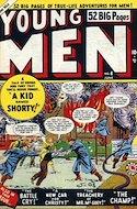 Cowboy Romances / Young Men (Comic Book 48 pp) #4
