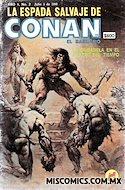 La Espada Salvaje de Conan (Grapa) #2