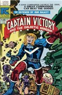 Captain Victory and the Galactic Rangers (Comic Book. 1981) #9