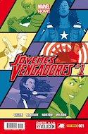 Jóvenes Vengadores Vol. 2 (2013-2014) (Grapa) #1