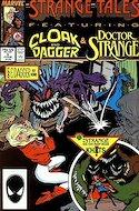 Strange Tales Vol. 2 (1987-1988) (Comic-book.) #3