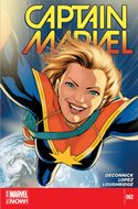 Captain Marvel Vol. 8 (Comic-Book) #2