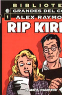 Biblioteca Grandes del Cómic: Rip Kirby (2004-2006) (Cartoné 176-208 pp) #1
