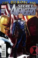 Secret Avengers Vol. 1 (2010-2013) (Grapa) #3