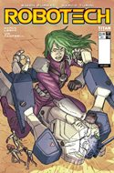 Robotech (Comic-book) #10