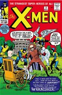 The Uncanny X-Men (1963-2011) (Comic-Book) #2