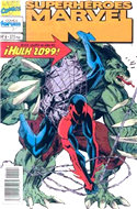 Superhéroes Marvel (1994-1995) #6