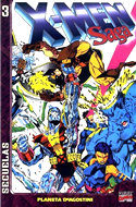 X-Men Saga (Grapa 40-28 pp) #3