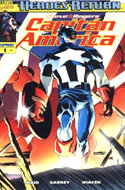 Capitán América Vol. 4 (1998-2000) (Grapa 28 pp) #1