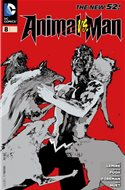 Animal Man (2011 2nd Series) (Issues) #8