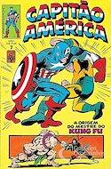 Capitão América (Formatinho grampo) #7