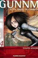 Gunnm. Alita, ángel de combate (192 pág. B/N) #4