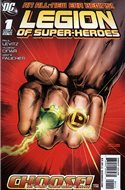 Legion of Super-Heroes Vol. 6 (2010-2011) (Comic-book) #1