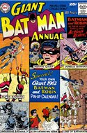 Batman Vol. 1 Annual (1961 - 2011) (Comic Book) #2