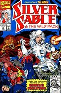 Silver Sable and the Wild Pack (1992-1995; 2017) (Comic-Book) #8