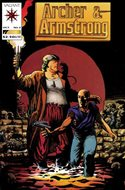 Archer & Armstrong (Comic-book) #3