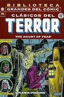 Clásicos del Terror. Biblioteca Grandes del Cómic (Rústica 160-176 páginas) #11