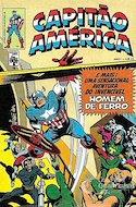 Capitão América (Formatinho grampo) #9