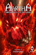 Aartha: Chronicles of the No Lands (Rústica) #3
