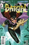 Batgirl Vol. 4 (2011-2016) (Comic-Book) #1
