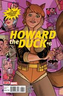 Howard the Duck (Vol. 6 2015-2016) (Grapa) #6