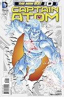 Captain Atom The New 52! (2011-2012) (Grapa) #0