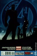 New Avengers Vol. 3 (2013 -2015 Variant Covers) (Comic Book) #1.4