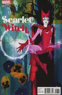 Scarlet Witch Vol. 2 (Variant Cover) (Comic Book) #7