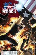Captain America: Reborn (Variant Covers) (Comic Book) #2