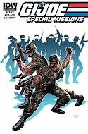 G.I.Joe Special Missions (2013-2014) (Grapa, 24 páginas) #3