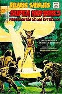 Relatos salvajes (1974-1980) (Grapa y rústica 84 pp) #7