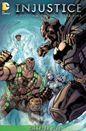 Injustice: Gods Among Us: Year Five (Comic-book) #5