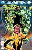 Green Lantern. Nuevo Universo DC / Hal Jordan y los Green Lantern Corps. Renacimiento (Grapa) #61/6