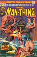 The Man-Thing Vol. 1 (1974-1975) (Comic Book) #6