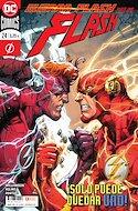 Flash. Nuevo Universo DC / Renacimiento (Rústica / Grapa.) #38